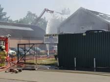 Brand treft Edese bedrijven: 'Situatie rond asbest ernstiger dan gedacht'