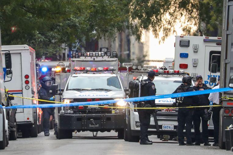 Vorige week werden de kantoren van CNN in New York ontruimd na de vondst van het bompakket.