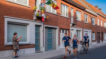 """Zeelse teams werken mini-Roparun af: """"Kleine troost, maar volgend jaar dubbel en dik feest"""""""