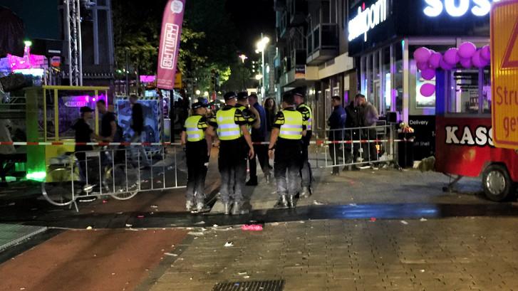 Neergestoken man (21) op Tilburgse kermis buiten levensgevaar: 'Dader bekende van slachtoffer'