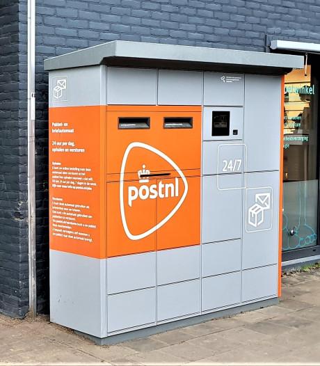 PostNL plaatst 7 pakket- en brievenautomaten in Eindhoven