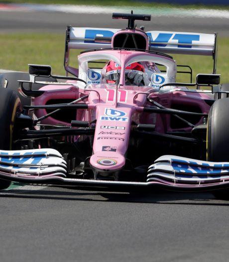 Racing Point trekt beroepszaak over kopiëren onderdelen in
