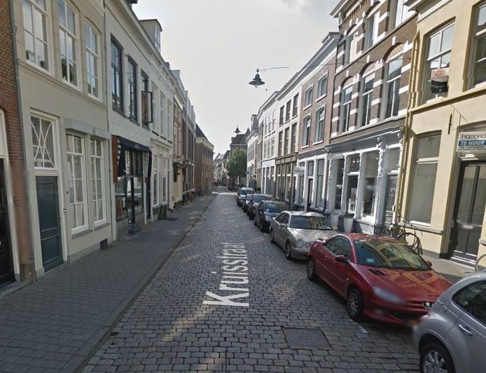 De Kruisstraat in Den Bosch.