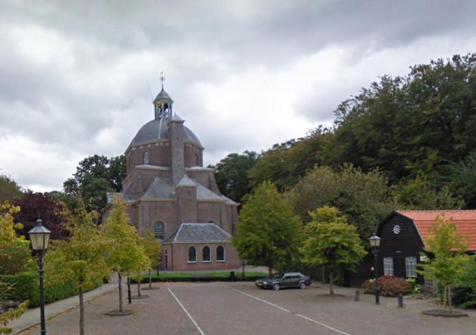 De Koepelkerk in Renswoude. Foto: de Gelderlander.