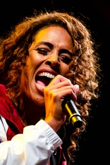 Glennis Grace is vanavond weer even Whitney Houston