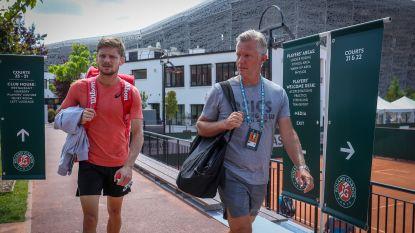 """Goffin opent zondag """"met goed gevoel"""" Roland Garros - Paire aan het feest in Lyon, Zverev in Genève"""
