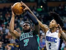Koploper Boston Celtics lijdt derde thuisnederlaag op rij