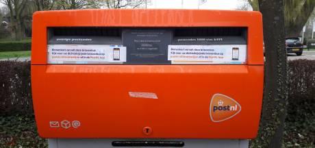 PostNL verwijdert één op de vijf brievenbussen in gemeente Berkelland