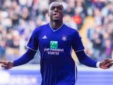 Dimata helpt Anderlecht aan zege met hattrick tegen Cercle Brugge