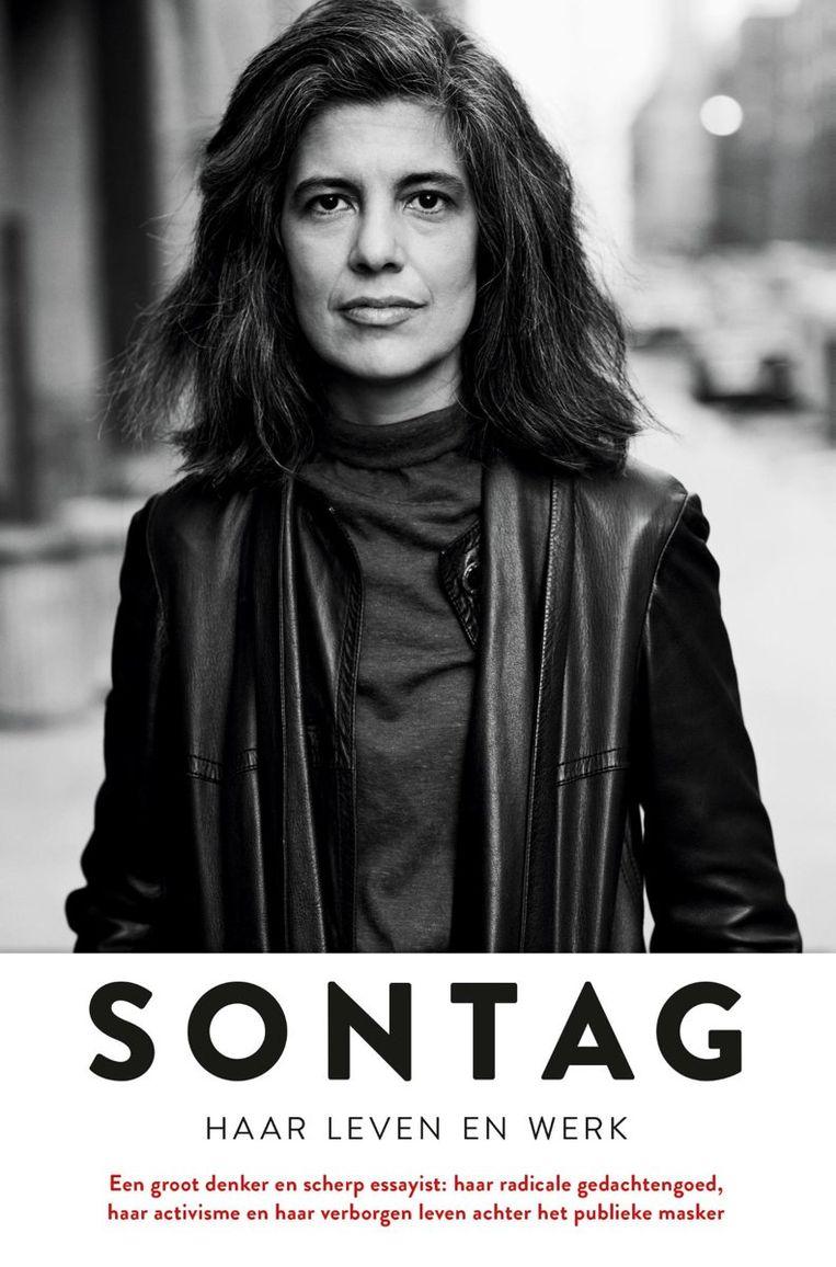 Benjamin Moser: Sontag – Haar leven en werk. Beeld De Arbeiderspers