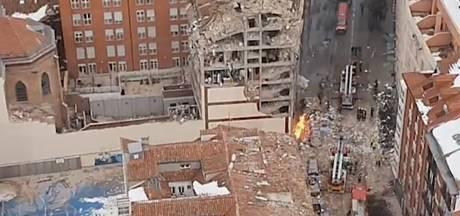 Le bilan de l'explosion au centre de Madrid s'alourdit