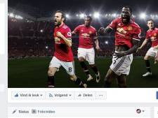 ManUnited is op sociale media concurrent City de baas