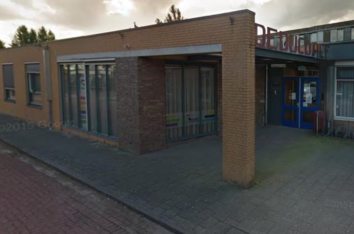 Gebouw De Ducdalf, de thuisbasis van welzijnsorganisatie Servanda in Hardinxveld-Giessendam