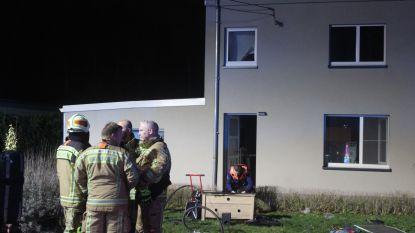 Kaars veroorzaakt woningbrand