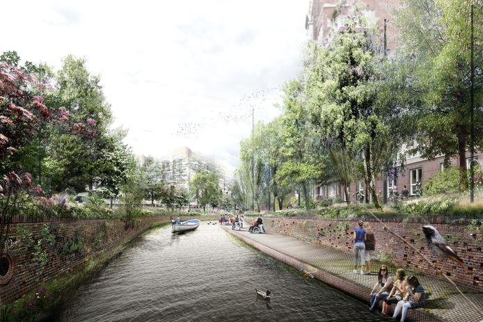 Breda doet mee aan Dag van de Groene Kades, zaterdag 26 september.