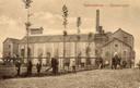 Fabrieksterrein ongeveer 100 jaar geleden