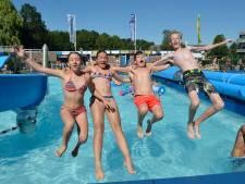 Ons Polderbad in Stolwijk trok 54.000 bezoekers