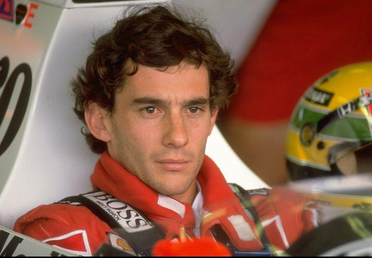 Beeld uit Senna (2010). Beeld