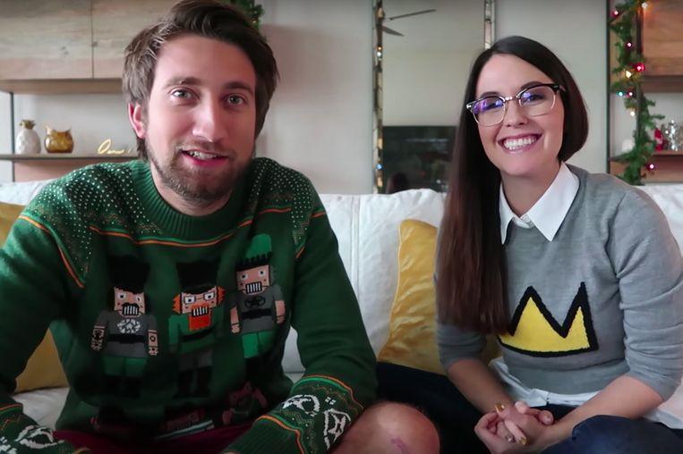 Gavin Free en Megan Turney