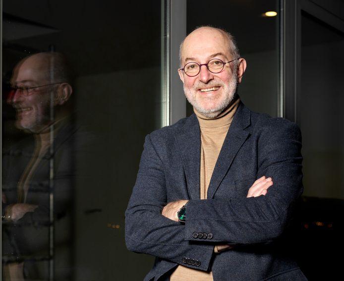 Vaccinoloog Pierre Van Damme (UAntwerpen)