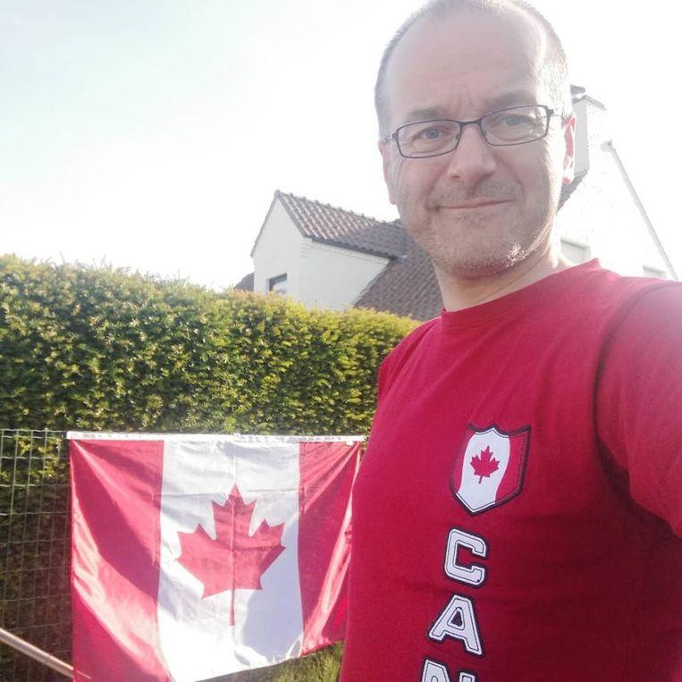 Jo leeft deze week in een Canadese roes.