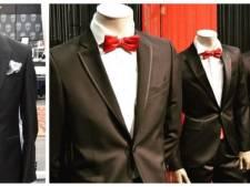 Pour essayer un costume dans ce magasin, les clients doivent payer 15€