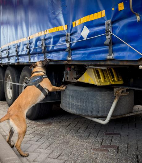 Zoetermeerse trucker vrijgesproken van smokkel dertien Afghanen