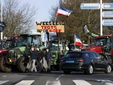 LIVE | Boeren op weg naar ministerie van Landbouw, politie verricht arrestatie