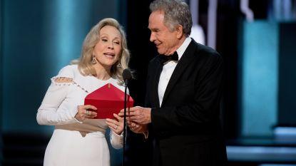 Na het drama van vorig jaar: Faye Dunaway (77) en Warren Beatty (80) mogen opnieuw Oscar uitreiken