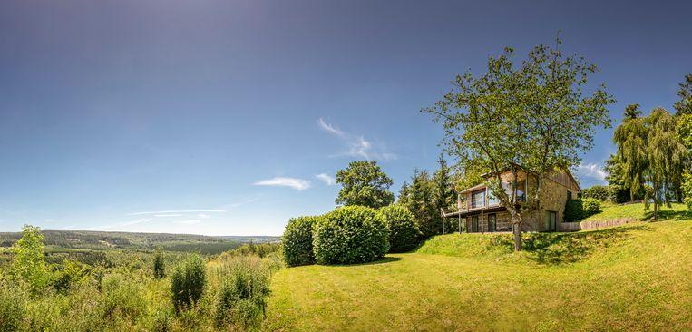 Eén van de vakantiehuizen die beschikbaar is via Ardennes-étape.