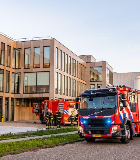 Aardappelfabriek Agristo in Tilburg ontruimd tijdens brand
