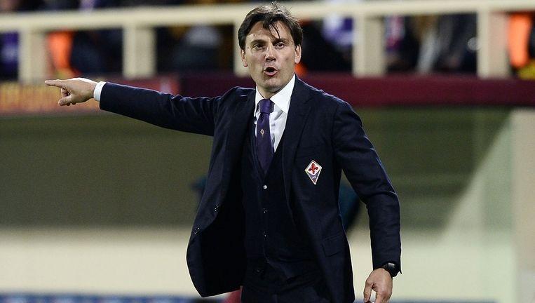 In juni trok Montella de deur achter zich dicht bij Fiorentina