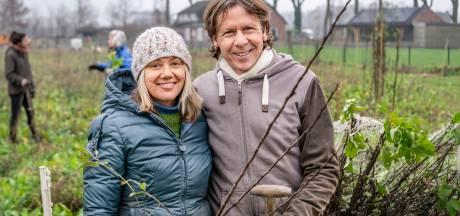 2,5 hectare groot, 4000 bomen en struiken - ook exotische: zo komt voedselbos Geffen eruit te zien