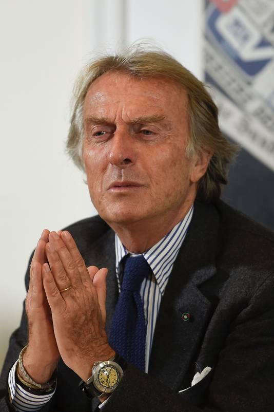 Luca di Montezemolo.