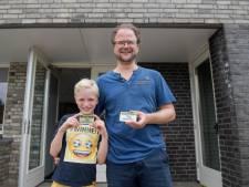Wedstrijdje water besparen op De Papillon in Denekamp: 'We hebben in 99 seconden gedoucht'