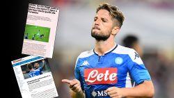 Kritiek voor Mertens en vooral de VAR na knotsgekke Fiorentina-Napoli