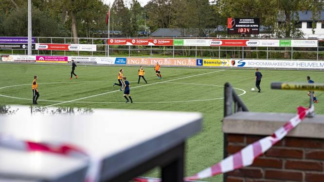 Morgen beslissing over amateurvoetbal: blanco seizoen lijkt onafwendbaar
