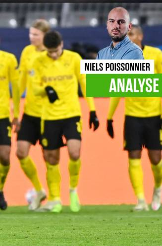 """Onze watcher blijft op zijn honger zitten: """"Club heeft nooit ten volle gestreden tegen dit Dortmund"""""""