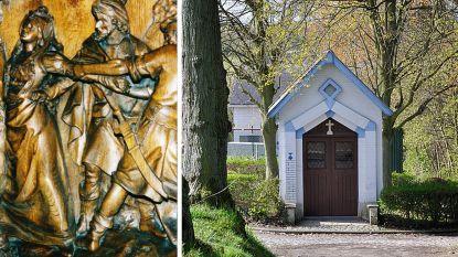 """Mythisch Pajottenland. De legende van heilige Sint-Alena: """"Ze werd vermoord door haar eigen vader omdat ze christen was"""""""