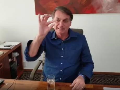 Bolsonaro annonce qu'il prend de l'hydroxychloroquine pour combattre la COVID-19