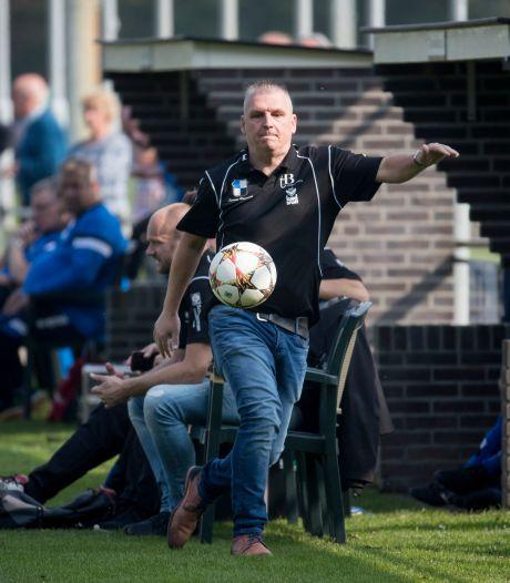 FC Zutphen wisselt vier keer, maar ZZC'20 kan er niets mee