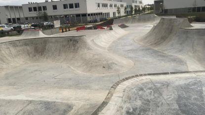 Skatepark Beringen opent de deuren