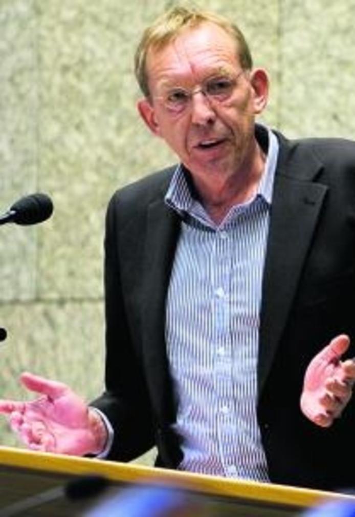 Paul Ulenbelt, Kamerlid van de SP. foto ANP