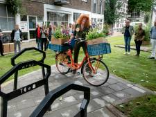 Spijkerkwartier Arnhem heeft geheel eigen fietsbeugel