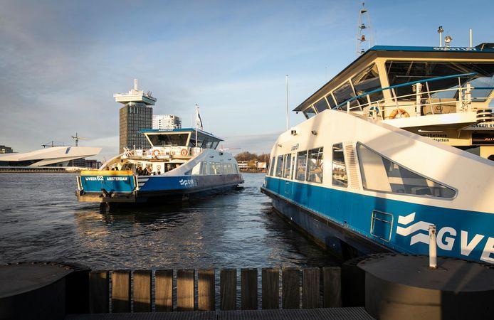 Volgende week mogen 110 tot 130 passagiers, met mondkapje, op de pont. De capaciteit komt dan rond de 40 procent van die in normale tijden.