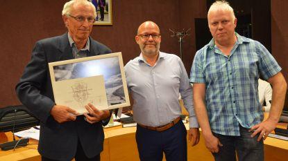 Jaak De Temmerman gehuldigd als 'Laureaat van de Arbeid'