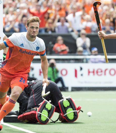 Oppermachtig Oranje herstelt zich tegen België van tik Argentinië