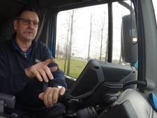 Vrachtwagenchauffeur Bernard: Vroeger was het een mooi beroep