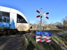 Snel einde voor onbewaakte spoorwegovergang in Twente