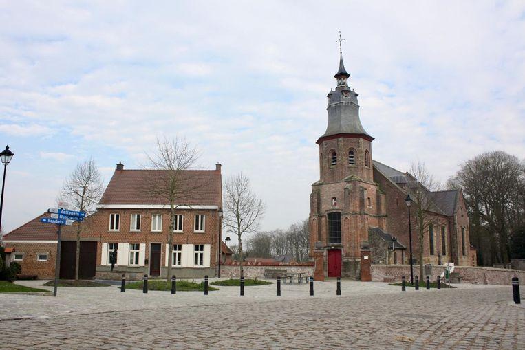 Het authentieke karakter van de dorpskern werd volgens de jury met veel respect voor de historische identiteit hersteld.